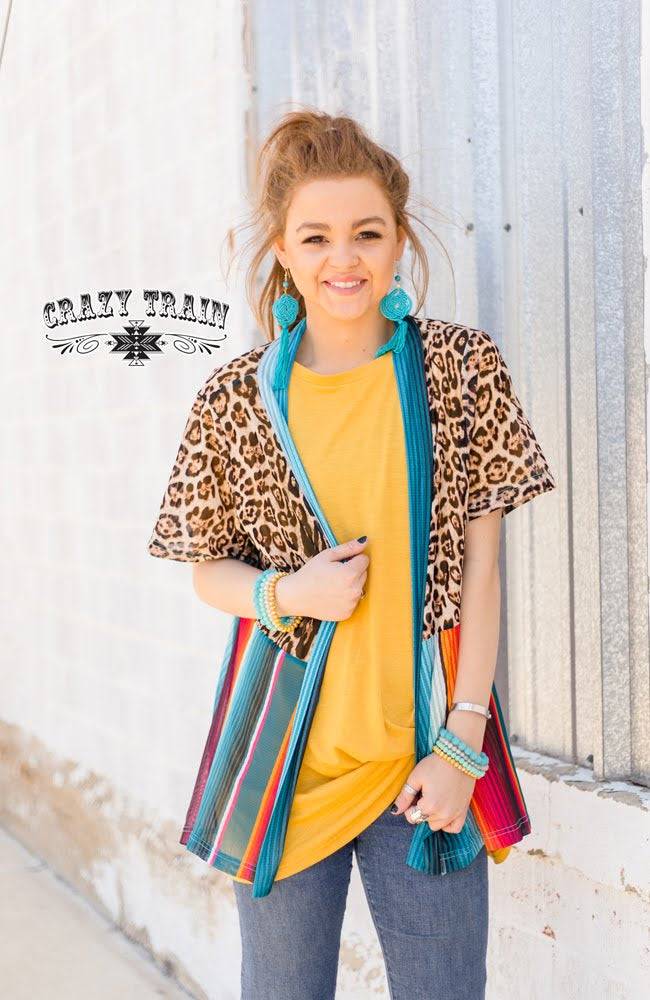Honey Wine Cardigan