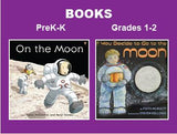 Moon Adventures Computer Science Grades PreK-2 - including Bee-Bots