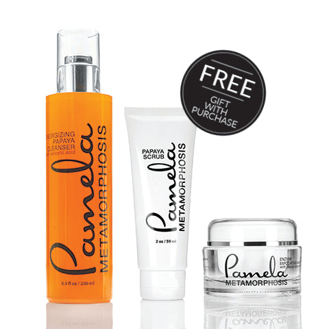 Papaya Power Trio ($114.00 Value)