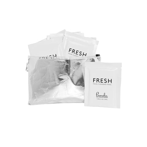 FRESH Facial Cleansing Towels - 10 Towels