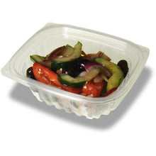 Load image into Gallery viewer, Clear, PLA Deli Box with Hinged Lid - Pacific Green Products