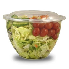 Load image into Gallery viewer, Clear, PLA Salad Bowl - Pacific Green Products