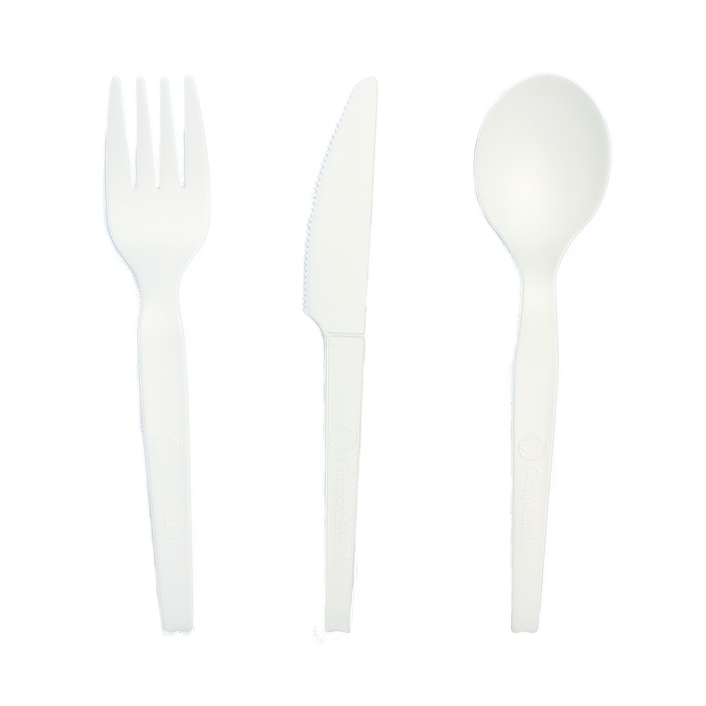 Compostable Utensils - Pacific Green Products
