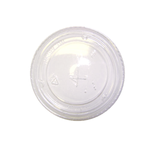 Compostable Clear Cold Cup Lid - Pacific Green Products