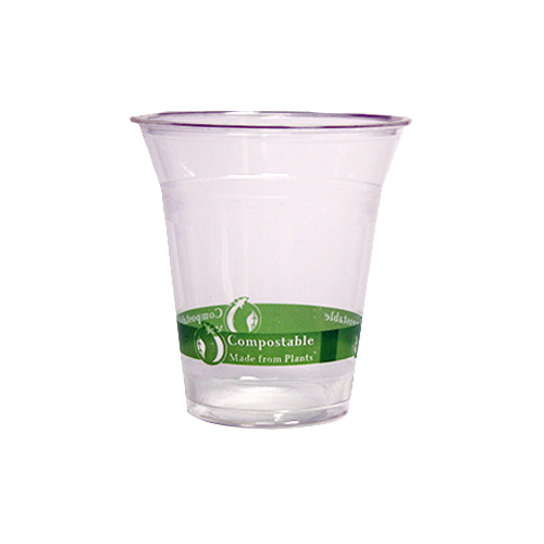 Compostable Clear Cold Cups - Pacific Green Products