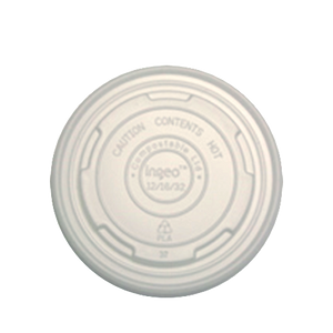 Compostable Soup Container Lids - Pacific Green Products