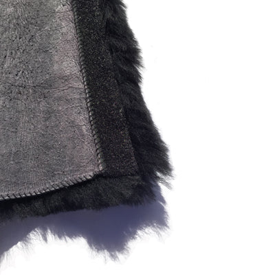 Starling Auto's Sheepskin Seat Belt Pad