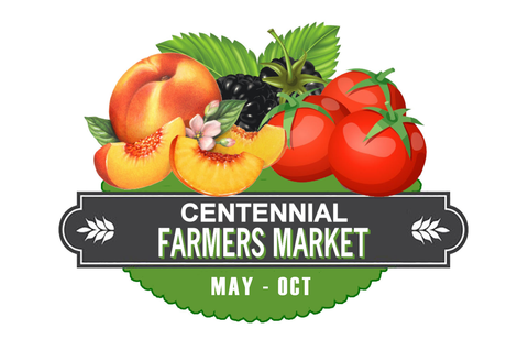 Centennial Farmers Market 2021 Season Annual Fee