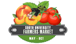 South University Farmers Market 2020 Advertiser Annual Fee