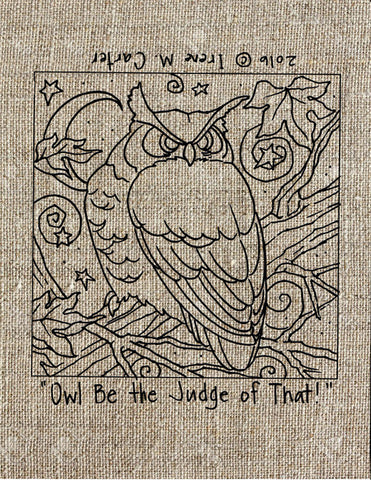 Owl Be the Judge of That!