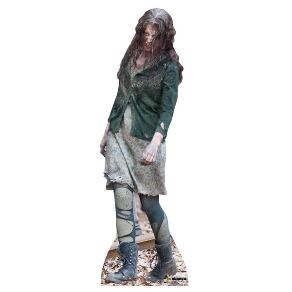 The Walking Dead Walker #2 Standee