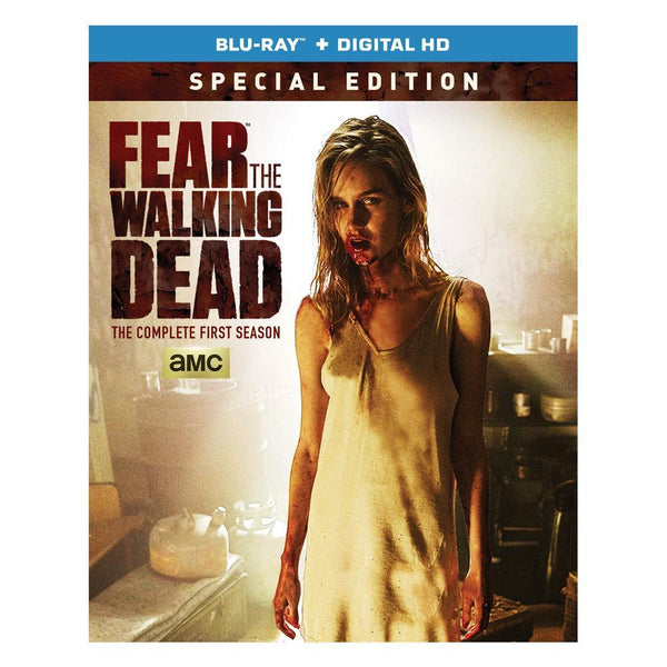 Fear The Walking Dead Season 1 Special Edition Blu-Ray Disc Set