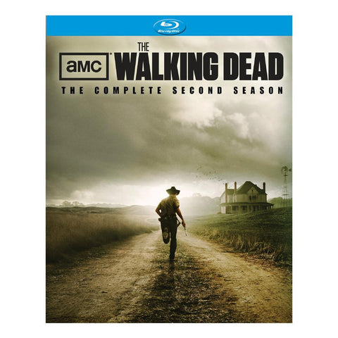 The Walking Dead Season 2  Blu-ray Set
