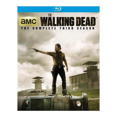 The Walking Dead Season 3  Blu-ray Set