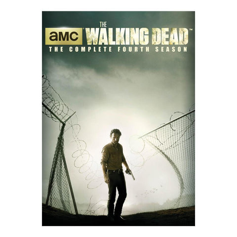 The Walking Dead Season 4  DVD Set