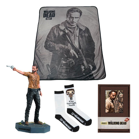 The Walking Dead Rick Grimes Bundle