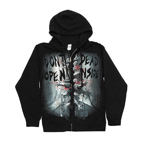 The Walking Dead Dead Inside Adult Hoodie
