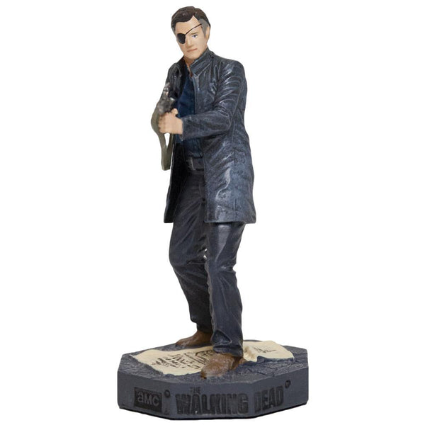 The Walking Dead The Governor Collector's Model #4 by Eaglemoss