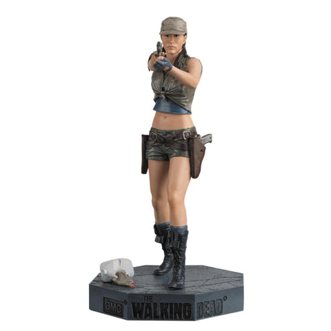The Walking Dead Rosita Collector's Model #12 by Eaglemoss