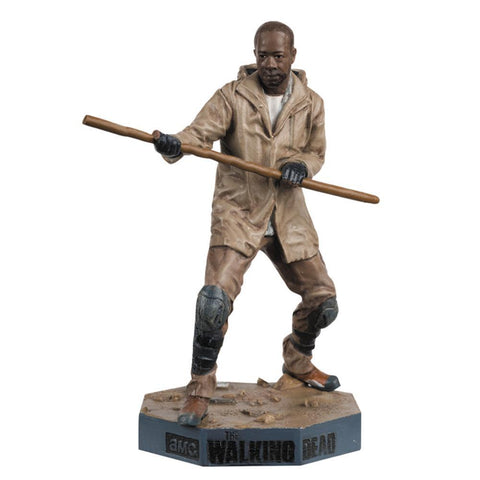 The Walking Dead Morgan Collector's Model #14 by Eaglemoss