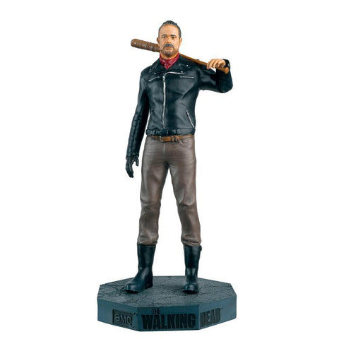 The Walking Dead Negan Collector's Model #26 by Eaglemoss