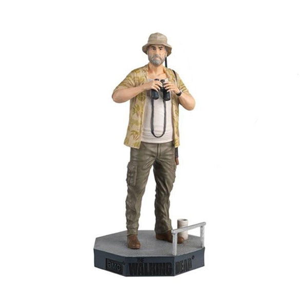 The Walking Dead Dale Collector's Model # 28 by Eaglemoss