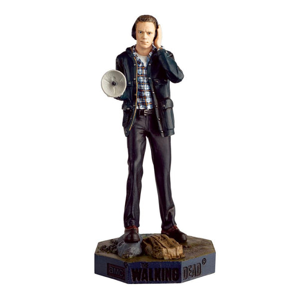 The Walking Dead Aaron Collector's Model # 29 by Eaglemoss