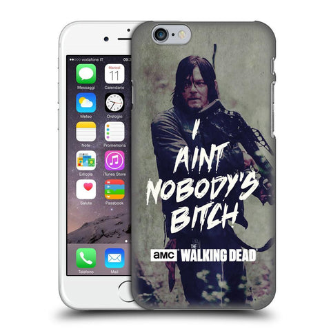 The Walking Dead Daryl Bitch Phone Case