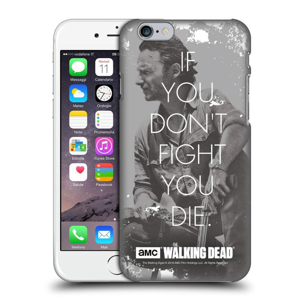 The Walking Dead Rick Fight Phone Case
