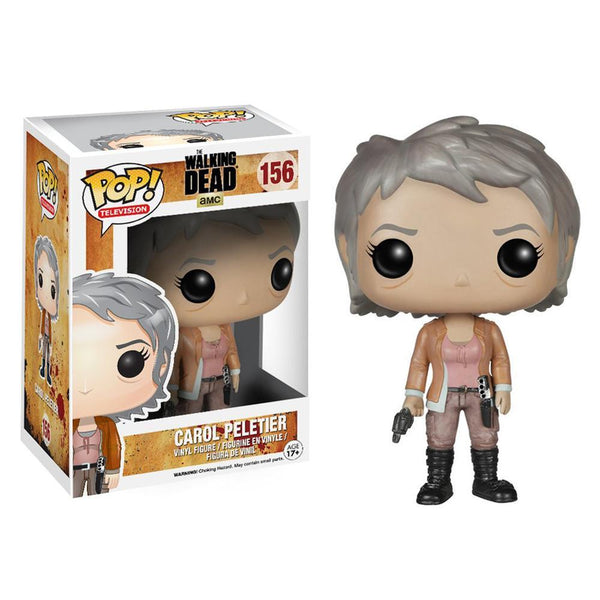 POP TV The Walking Dead Carol Pop! Figure by Funko