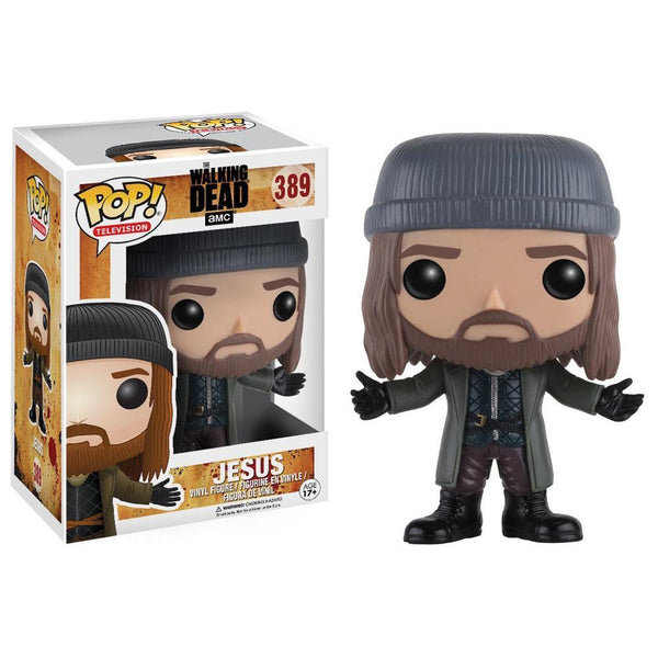POP TV The Walking Dead Jesus Pop! Figure by Funko