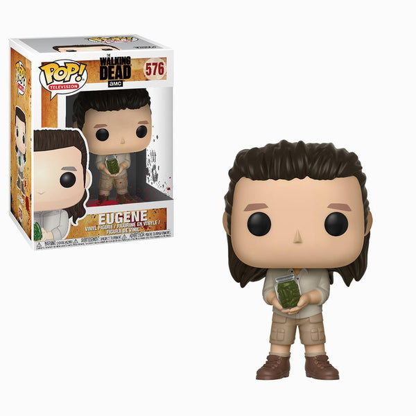 POP TV The Walking Dead Eugene Pop! Figure by Funko
