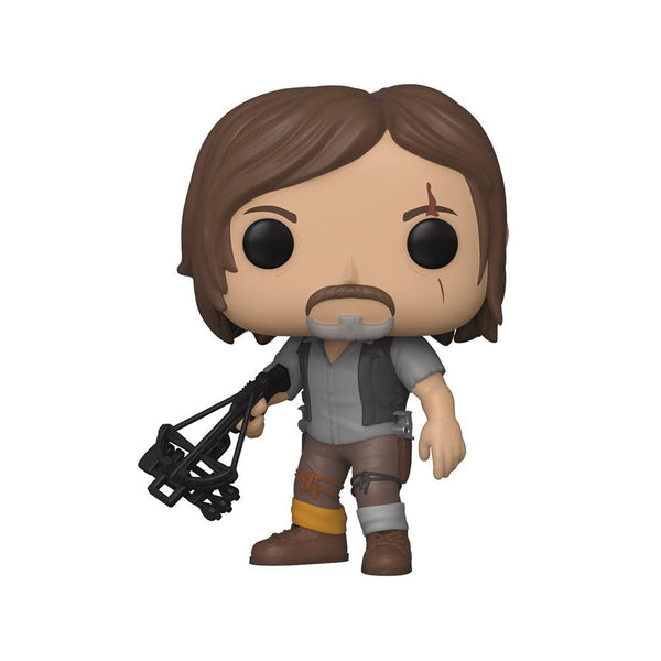Daryl Dixon Holding Crossbow Funko Pop! TV Figure from The Walking Dead