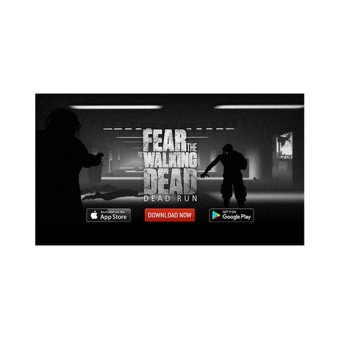 Fear the Walking Dead Dead Run Mobile Game