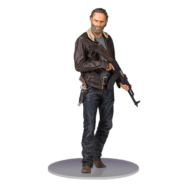 The Walking Dead Season 5 Rick Grimes Statue
