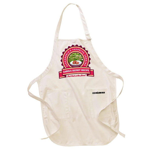 The Walking Dead Carol's Cookies Apron