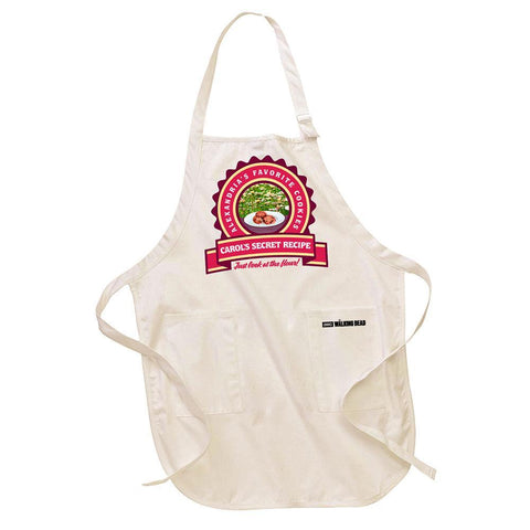 The Walking Dead Carol's Secret Recipe Apron