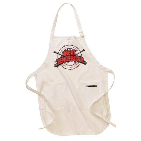 The Walking Dead Meat Tenderizer Apron