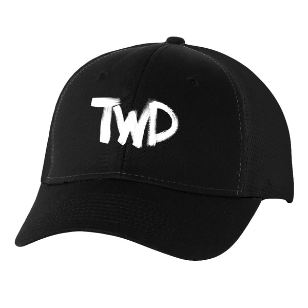 The Walking Dead TWD Black Hat