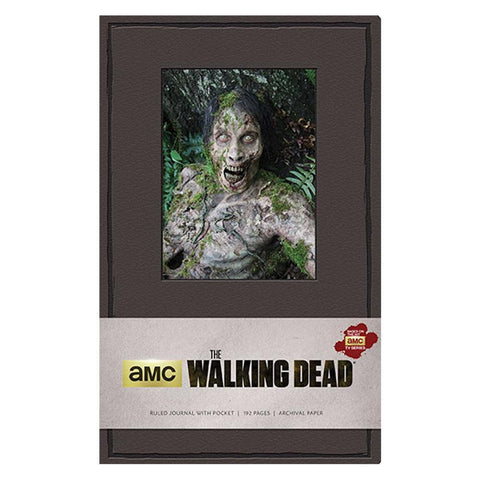 The Walking Dead Walkers Hardcover Ruled Journal