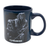 The Walking Dead King Ezekiel Heat Change Mug