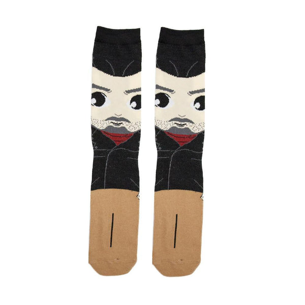 The Walking Dead Negan Crew Socks