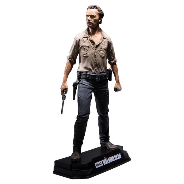 The Walking Dead Rick Grimes Figure