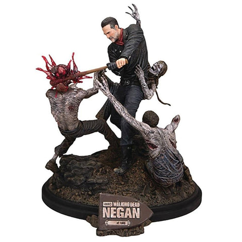 The Walking Dead Limited Edition Negan Resin Statue