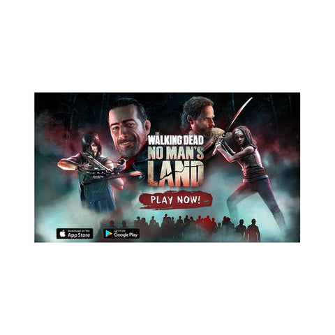 The Walking Dead No Man's Land Mobile Game