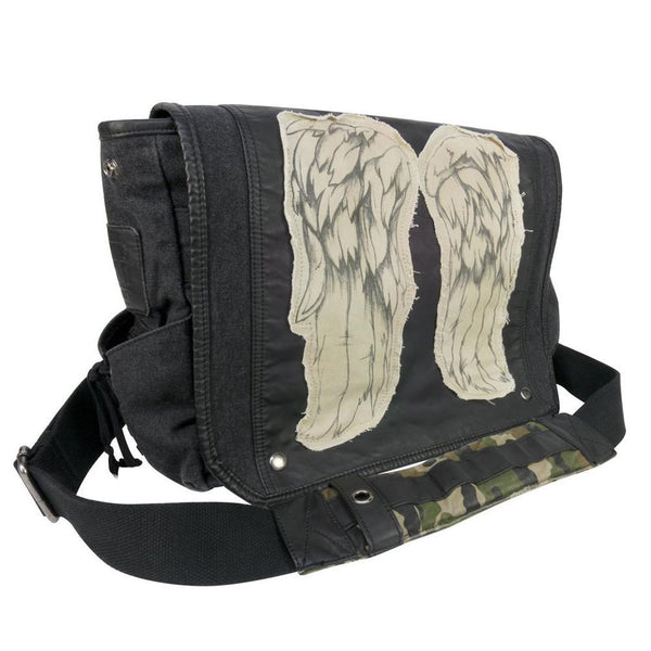 The Walking Dead Daryl Wings Messenger Bag