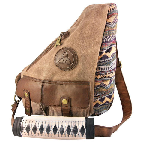 The Walking Dead Michonne Katana Sling Bag