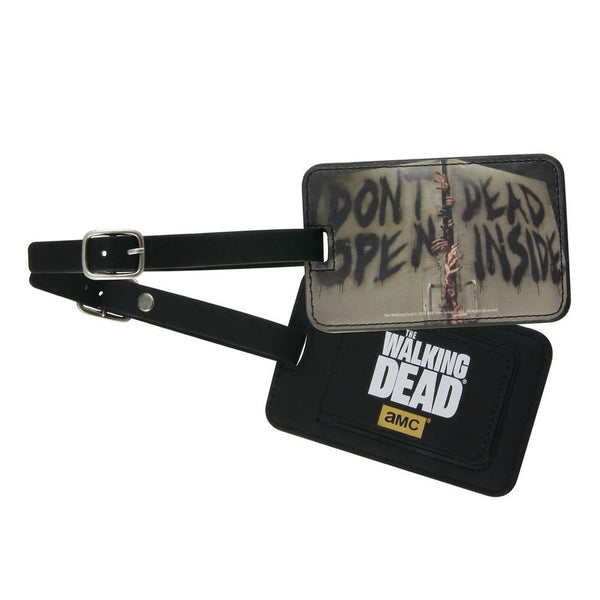 The Walking Dead Don't Open, Dead Inside Luggage Tag