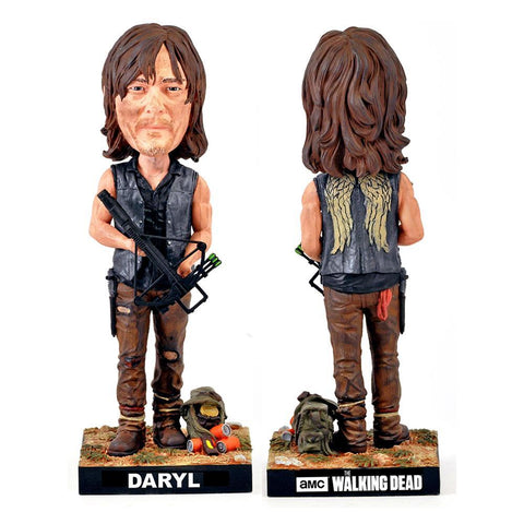 The Walking Dead Daryl Bobblehead