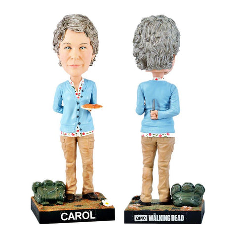 The Walking Dead Carol Bobblehead